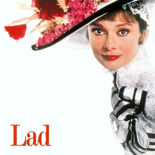 Movie Logos 2 answer: MY FAIR LADY