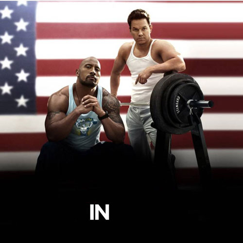 Movie Logos 2 answer: PAIN & GAIN