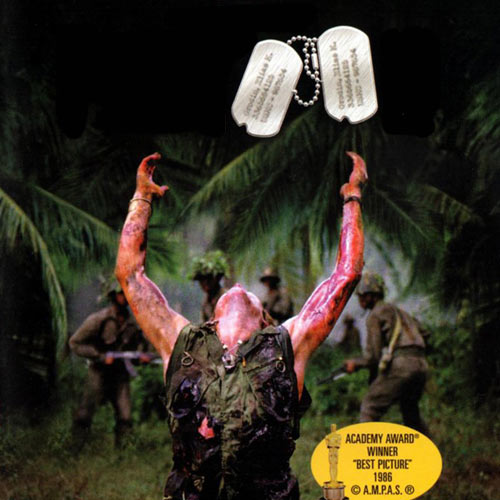 Movie Logos 2 answer: PLATOON