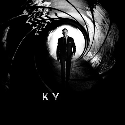 Movie Logos 2 answer: SKYFALL