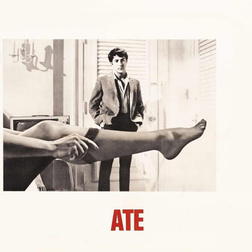 Movie Logos 2 answer: THE GRADUATE