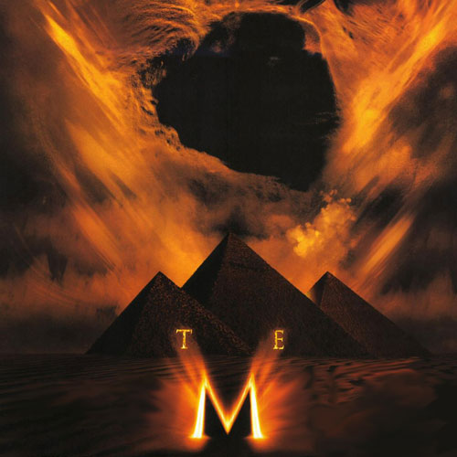 Movie Logos 2 answer: THE MUMMY