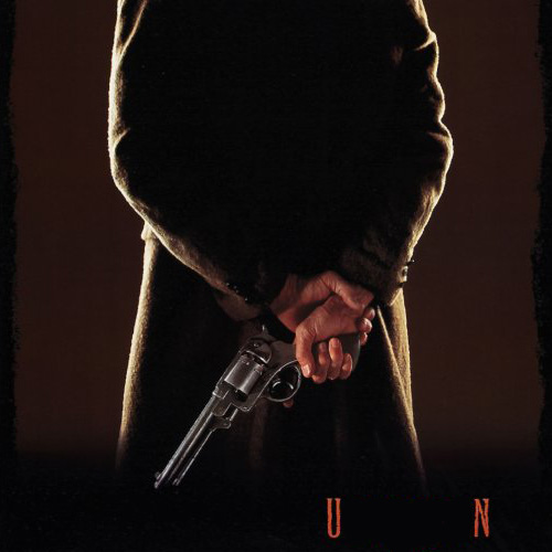 Movie Logos 2 answer: UNFORGIVEN