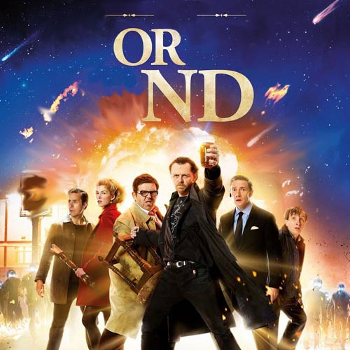 Movie Logos 2 answer: THE WORLDS END