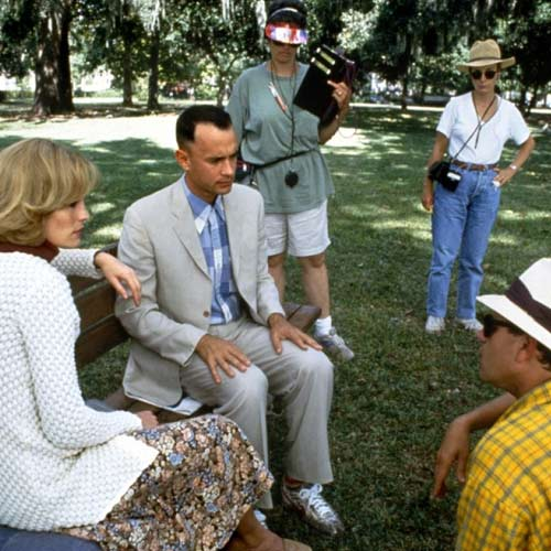 Movie Sets answer: FORREST GUMP