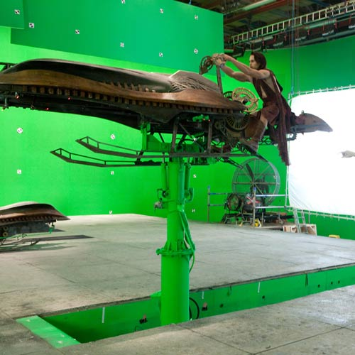 Movie Sets answer: JOHN CARTER
