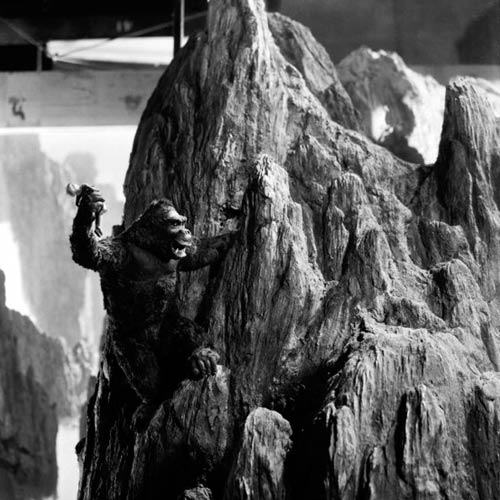 Movie Sets answer: KING KONG