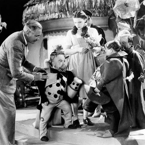 Movie Sets answer: THE WIZARD OF OZ