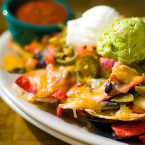 Nourriture answer: NACHOS