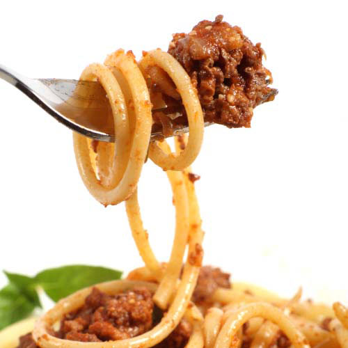 Nourriture answer: SPAGHETTIS