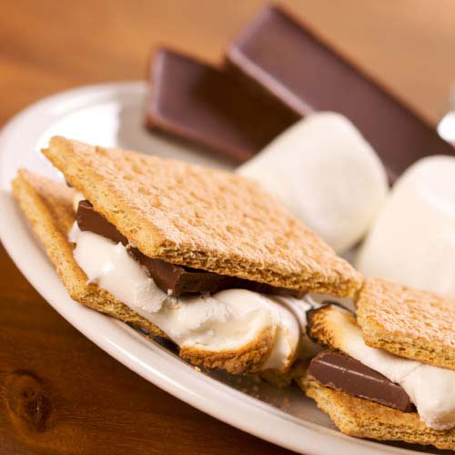 Nourriture answer: SMORES