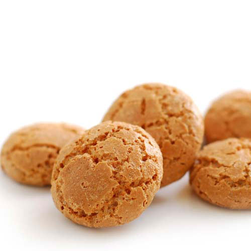 Nourriture answer: AMARETTI