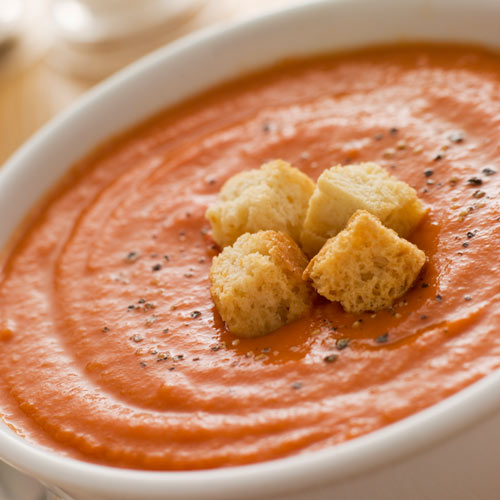 Nourriture answer: SOUPE