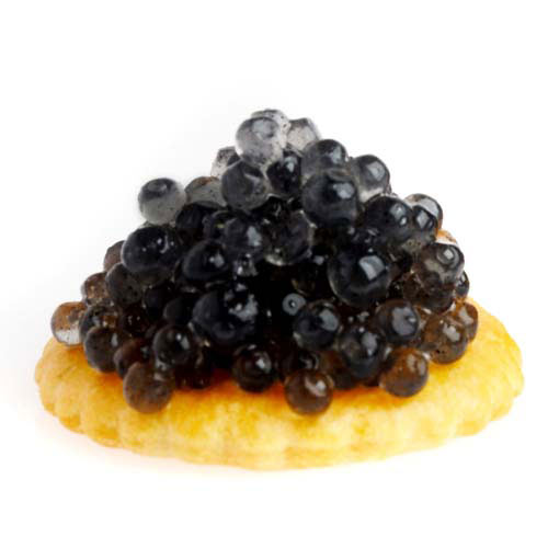Nourriture answer: CAVIAR