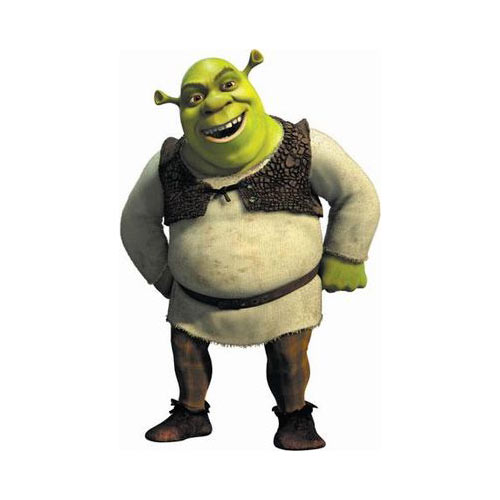 O is for... answer: OGRE
