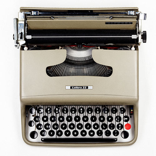 O is for... answer: OLIVETTI
