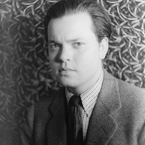 O is for... answer: ORSON WELLES