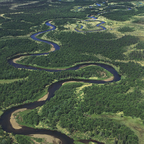 O is for... answer: OXBOW