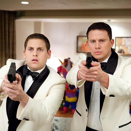 One-Something answer: 21 JUMP STREET