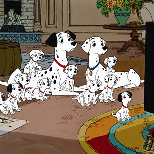 One-Something answer: 101 DALMATIANS