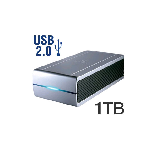 One-Something answer: ONE TERABYTE