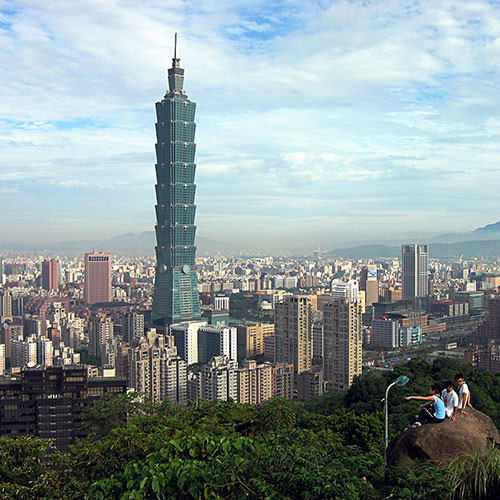 One-Something answer: TAIPEI 101