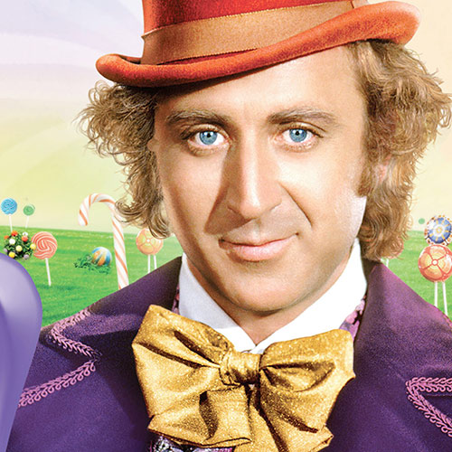 One-Something answer: WILLY WONKA