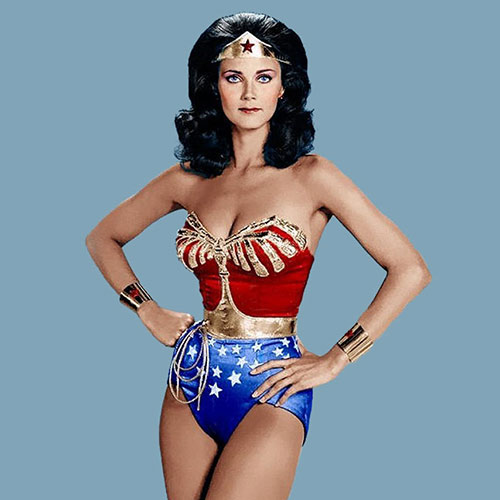 One-Something answer: WONDER WOMAN