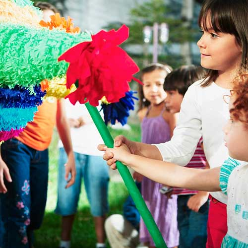 Party answer: PINATA