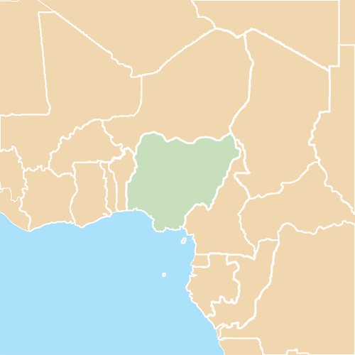 Pays answer: NIGÉRIA