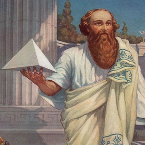 P is for... answer: PYTHAGORAS