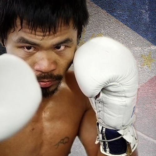 Profils Facebook answer: MANNY PACQUIAO