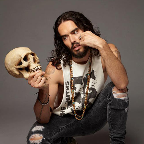 Profils Facebook answer: RUSSELL BRAND