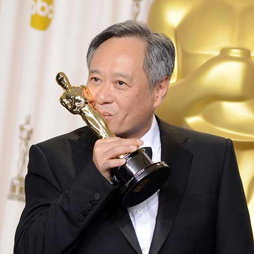 Quiz 2013 answer: ANG LEE