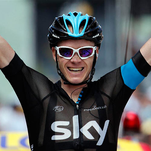 Quiz 2013 answer: CHRIS FROOME