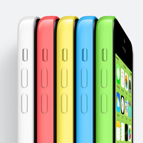 Quiz 2013 answer: IPHONE 5C