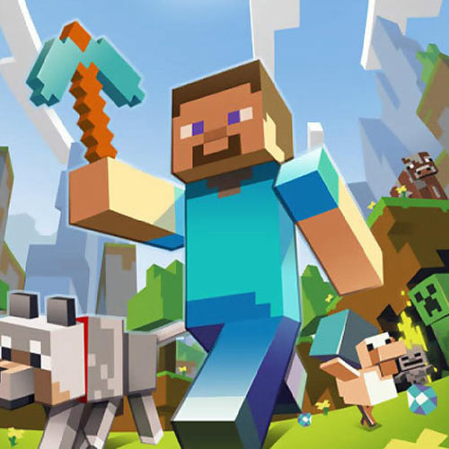 Quiz 2013 answer: MINECRAFT
