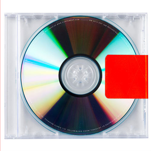 Quiz 2013 answer: YEEZUS