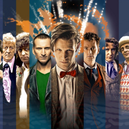 Quiz 2013 answer: DOCTOR WHO
