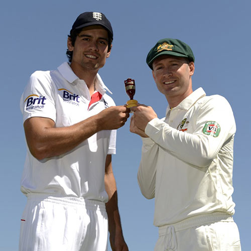 Quiz 2013 answer: THE ASHES