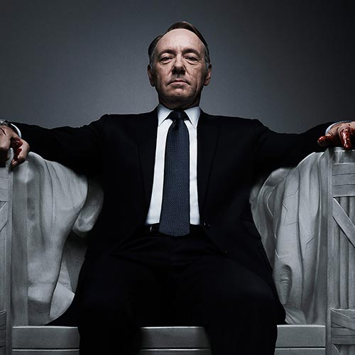 Quiz 2013 answer: HOUSE OF CARDS