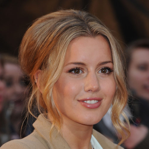 Reality TV Stars answer: CAGGIE DUNLOP