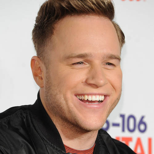 Reality TV Stars answer: OLLY MURS