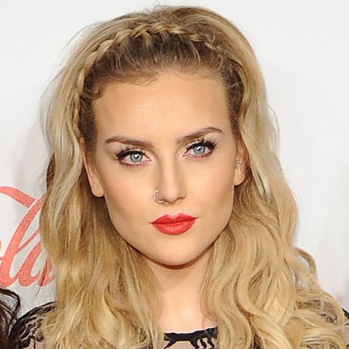 Reality TV Stars answer: PERRIE EDWARDS