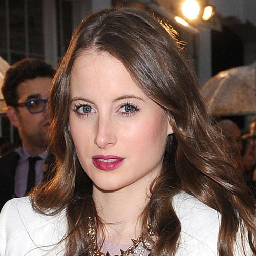 Reality TV Stars answer: ROSIE FORTESCUE