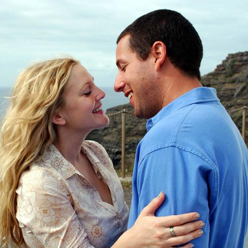 Rom-Coms answer: 50 FIRST DATES