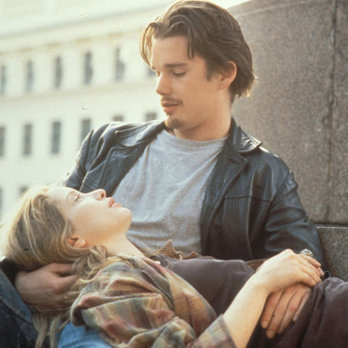 Rom-Coms answer: BEFORE SUNRISE