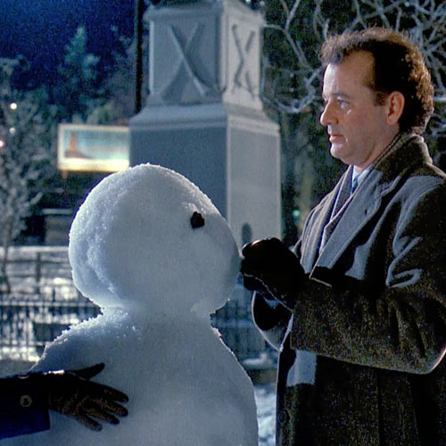 Rom-Coms answer: GROUNDHOG DAY