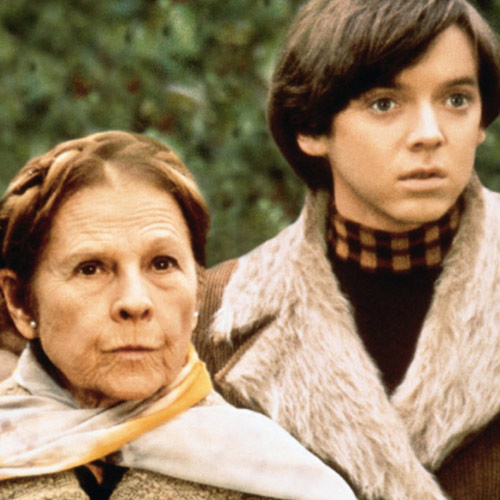 Rom-Coms answer: HAROLD AND MAUDE