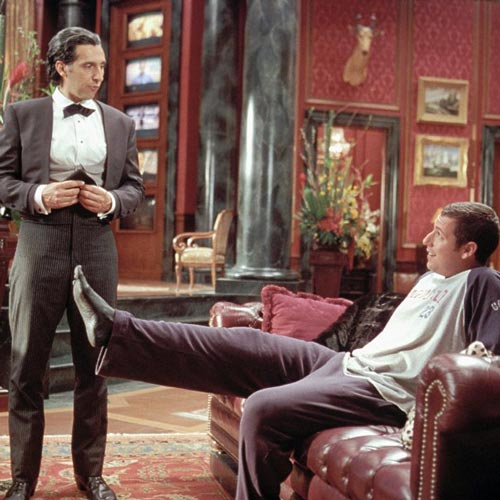 Rom-Coms answer: MR DEEDS